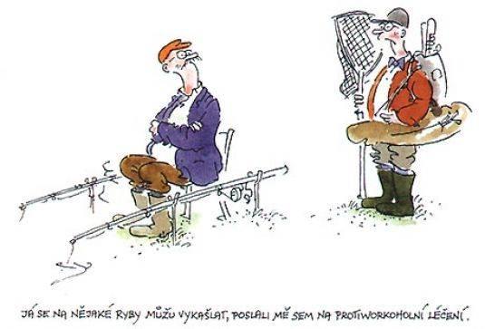 Rybareni Humor